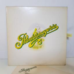 "CURVED AIR - phantasmagoria K46158 000 12"" LP."