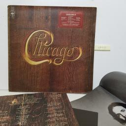 "CHICAGO - chicago v 69018 000 12"" LP."