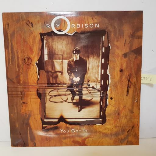 """ROY ORBISON - you got it VST 1166 000 12"""" LP."""