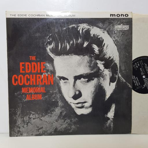 "EDDIE COCHRAN - memorial album LBY 1127 000 12"" LP."