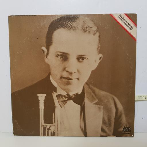 "BIX BEIDERBECKE - the chicago cornets M47019 000 12"" LP."