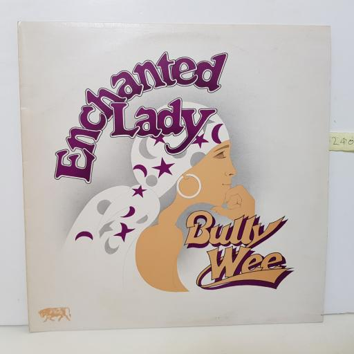 "BULLY WEE - enchanted lady RRR 007 000 12"" LP."