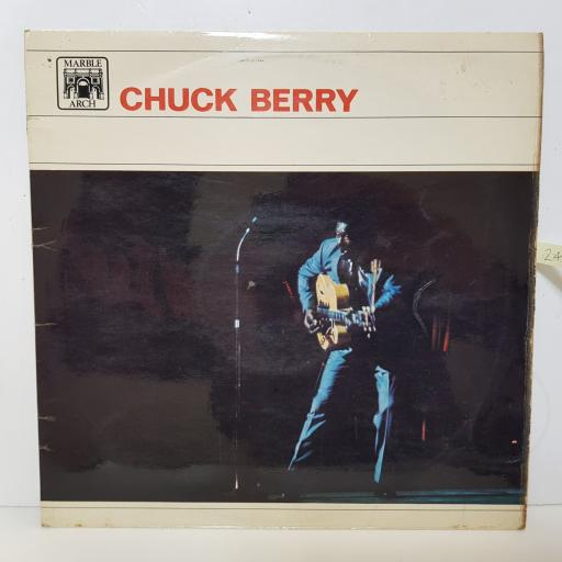 "CHUCK BERRY - self titled MAL 611 000 12"" LP."