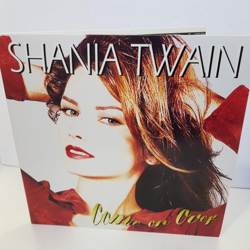 "SHANIA TWAIN - come on over B002530301 12"" LP."