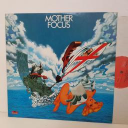 "FOCUS mother 2302030 12"" vinyl LP"