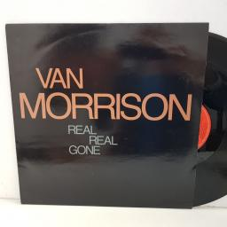 "VAN MORRISON real real gone, start all over again, cleaning windows. Vank6 .12"" EP VINYL."