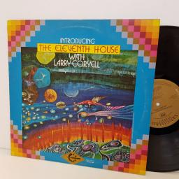"THE ELEVENTH HOUR WITH LARRY CORYELL introducing. VSD79342. 12"" vinyl LP"
