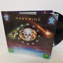 "HAWKWIND the Hawkwind collection. CCSLP148. 2 X 12"" vinyl LP"