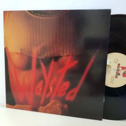 "WAYSTED waysted MFN31. 12"" vinyl LP."