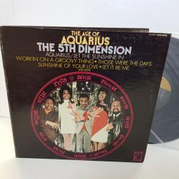 "THE 5TH DIMENSION the age of aquarius SCS92005. 12"" vinyl LP"