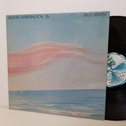 "Grover Washington jr SKYLARRKIN'. STML12131. 12"" vinyl LP"