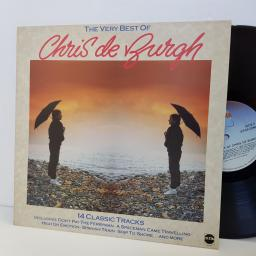 The Very Best Of CHRIS DE BURGH. STAR2248. VINYL LP