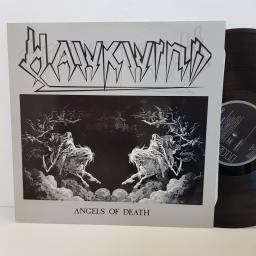 "HAWKWIND angels of death. NL71150. 12"" vinyl LP"