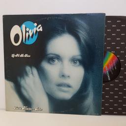 """OLIVIA NEWTON-JOHN Olivia, let me be there. MCA389. 12"""" vinyl LP"""