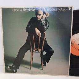 "SOUTHSIDE JOHNNY & THE ASBURY DUKES havin' a party with Southside Johnny. 31772. 12"" vinyl LP."