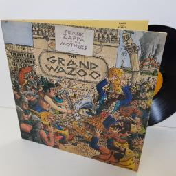 FRANK ZAPPA AND THE MOTHERS the grand zoo. k44200. VINYL LP