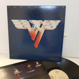"VAN HALEN II. TWO. 2. K56616. 12"" vinyl LP"