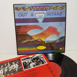 "HAWKWIND OUT & INTAKE. SHARP040. 12"" vinyl LP"