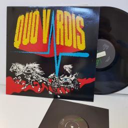 """QUO VARDIS Vardis. LOGO1034. 12"""" vinyl LP"""