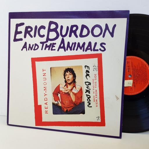"ERIC BURDON AND THE ANIMALS. SPELP40. 12"" vinyl LP"