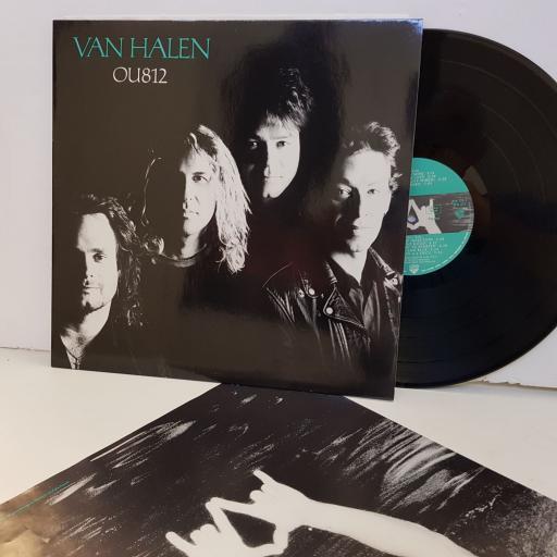 """VAN HALEN OU812 WX177. 12"""" vinyl LP"""