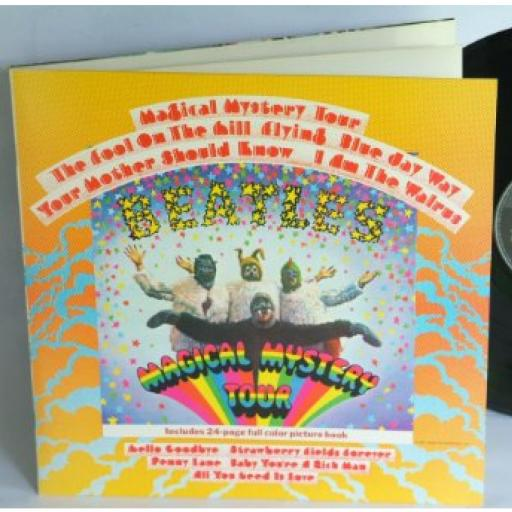 THE BEATLES magical mystery tour. SMAL2835 USA
