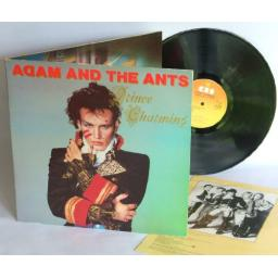 ADAM AND THE ANTS prince charming.CBS 85268