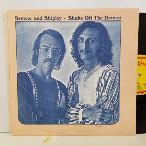 "BREWER AND SHIPLEY shake off the Demon 2319012 12"" VINYL"