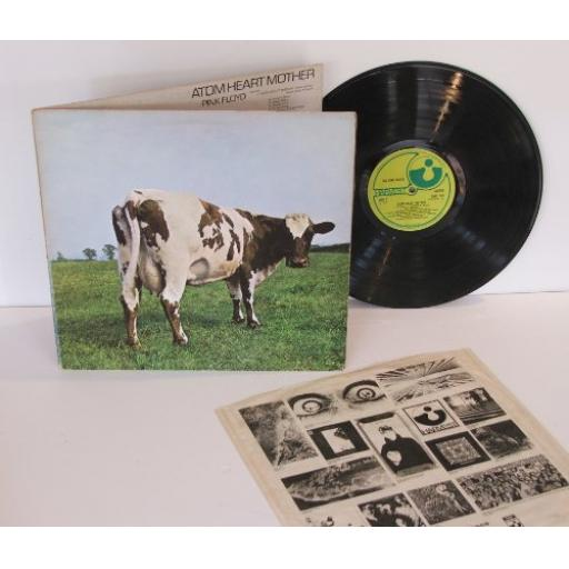 PINK FLOYD, Atom Heart Mother SHVL781. Gramophone Co on rim. 1970. FIRST PRESSING