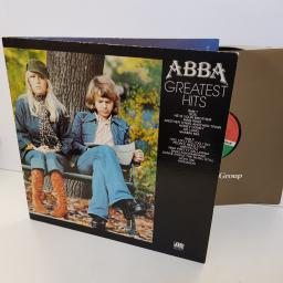 "ABBA greatest hits. SD19114. 12"" vinyl LP"