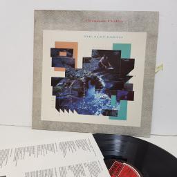 """THOMAS DOLBY the flat earth. PCS2400341. 12"""" vinyl LP"""