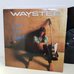 "WAYSTED save your prayers. PCS7307. 12"" vinyl LP"