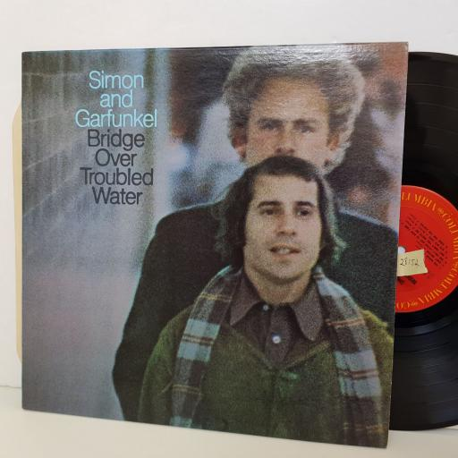 "SIMON & GARFUNKEL bridge over troubled water. 12"" vinyl LP. 63699"