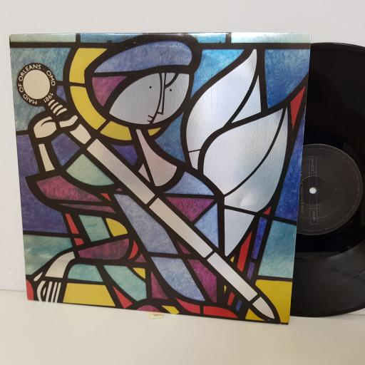 """OMD maid of new orleans. DIN4012. 12"""" vinyl EP"""