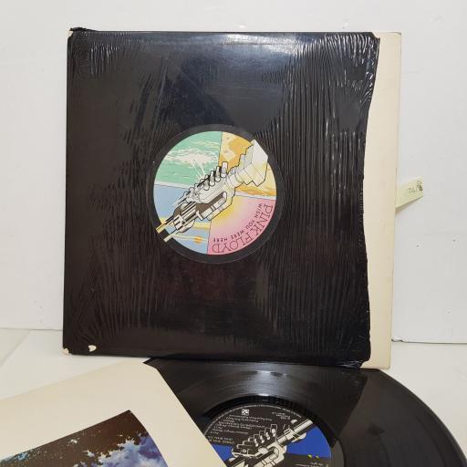 """PINK FLOYD wish you were here. SHVL814. 12"""" vinyl LP"""
