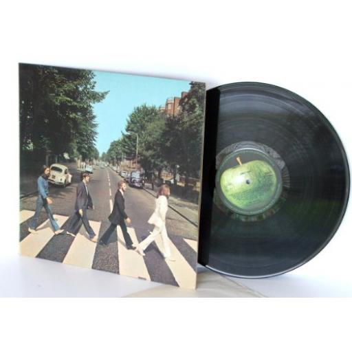 BEATLES, Abbey Road. PCS 7088