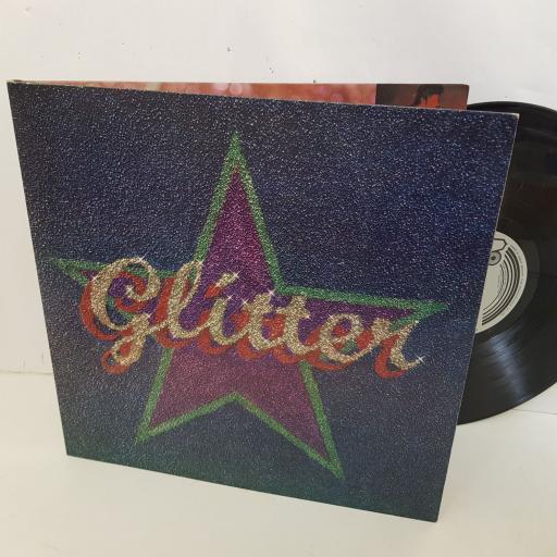 """GARY GLITTER glitter. 3 track 12"""" vinyl LP BELLS216"""