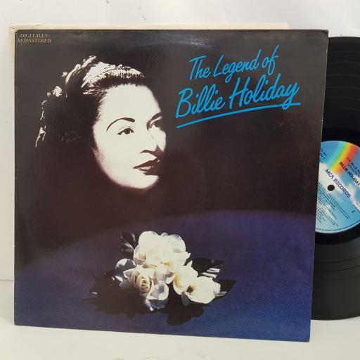 "BILLIE HOLIDAY the legend of. 12"" vinyl LP. BHTV1"