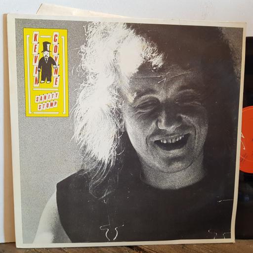 "KEVIN COYNE sanity stomp. 2 X VINYL 12"" LP. VGD3504"