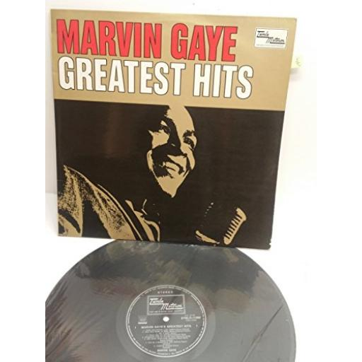 MARVIN GAYE greatest hits STMLO 11065