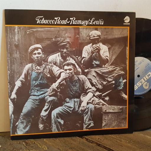"""RAMSEY LEWIS tobacco road. VINYL 12"""" LP. 6310124"""
