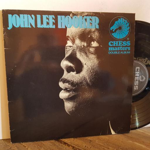 """JOHN LEE HOOKER chess masters. VINYL 12"""" LP. CXMD4005"""