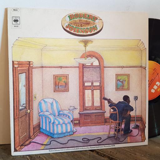 "ROBERT JOHNSON king of the delta blues singers volume 2. VINYL 12"" LP. M64102"