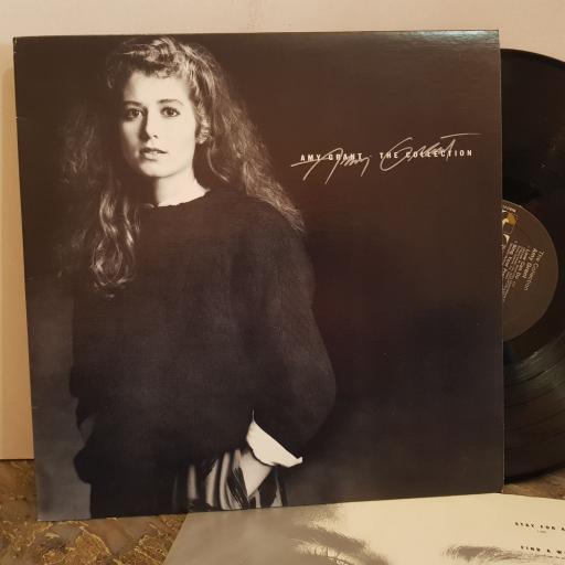 "AMY GRANT the collection. VINYL 12"" LP. SP3900"