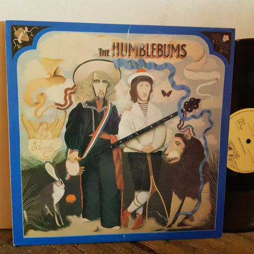 "Gerry Rafferty and Billy Connolly THE HUMBLEBUMS . VINYL 12"" LP. MTRA2006"