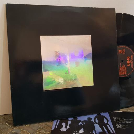 "UB40 ub40. VINYL 12"" LP. HOLOGRAM COVER. LPDEP3"