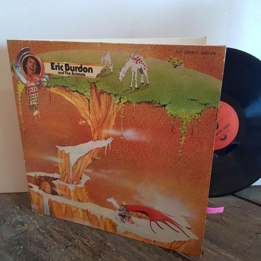 "ERIC BURDON & THE ANIMALS Once upon a time. VINYL 12"" LP. 2664439"