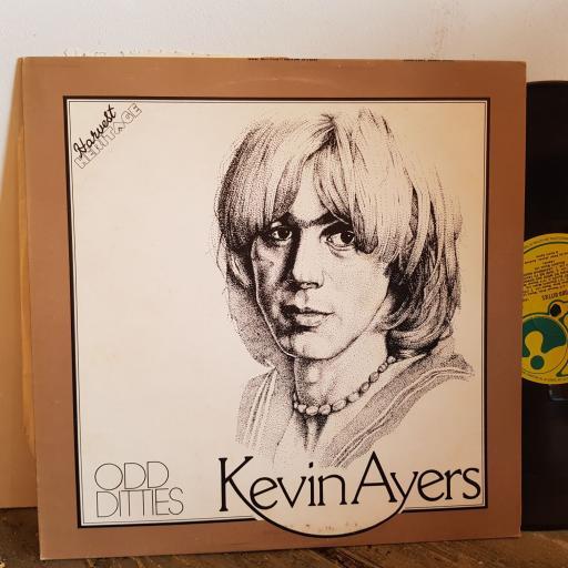 """KEVIN AYERS odd-ditties VINYL 12"""" LP. SHSM2005"""