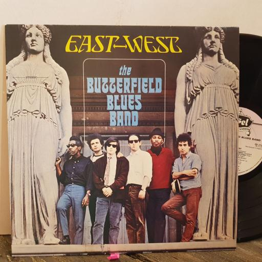 """THE BUTTERFIELD BLUES BAND east west. VINYL 12"""" LP. ED212"""