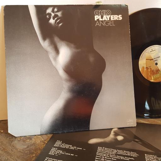 "OHIO PLAYERS angel. VINYL 12"" LP. MER0798"